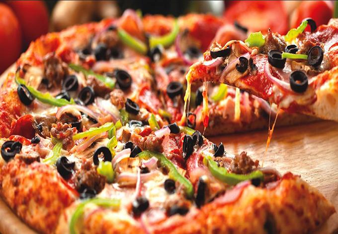 Seyidoğlu Pizza çeşitleri
